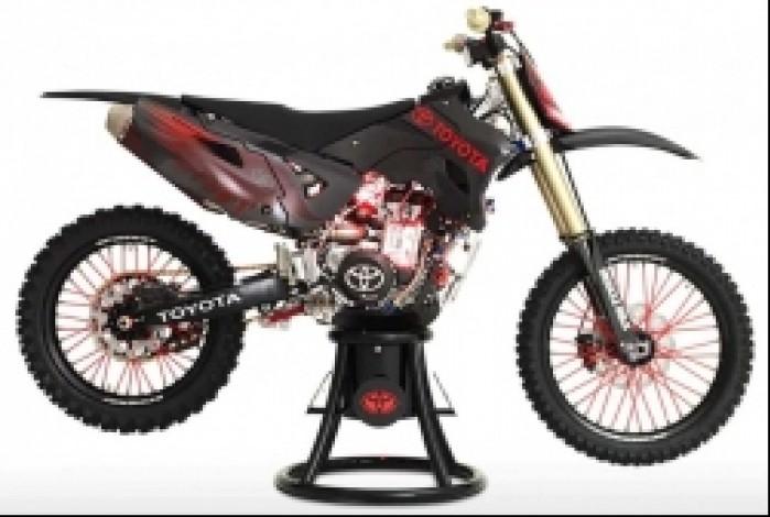 Toyota JGR MX motocykl