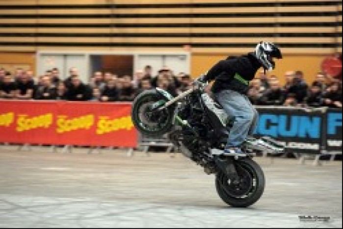 Baldini switchback wheelie