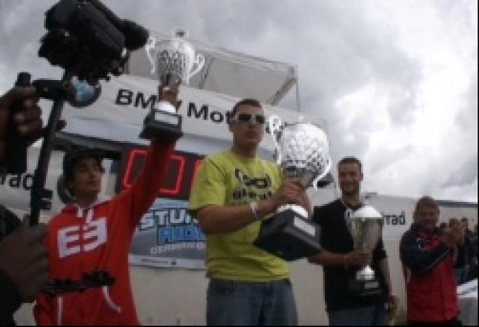 podium german open 2011