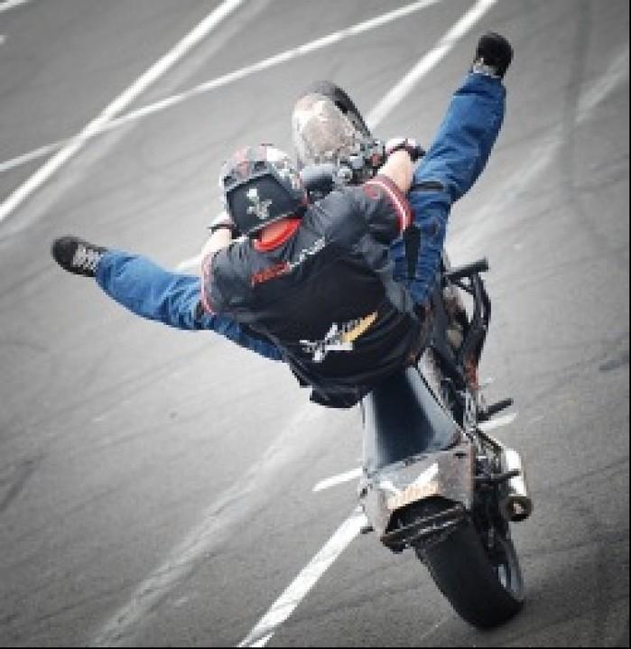 StuntGP beku