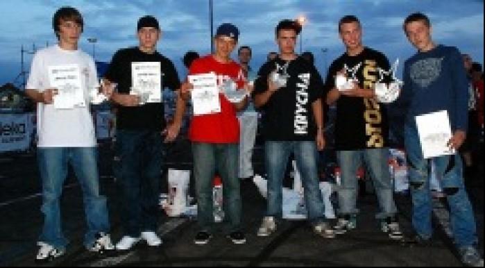 Zwyciezcy StuntGP 2009