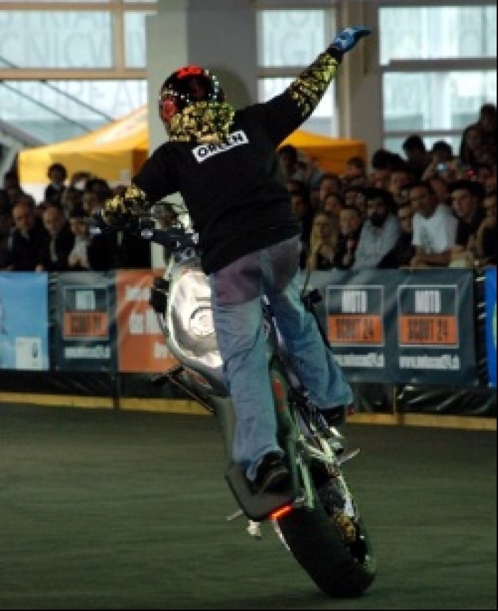 Stunter 13 Circles Freestyle World Championship Zurich relacja