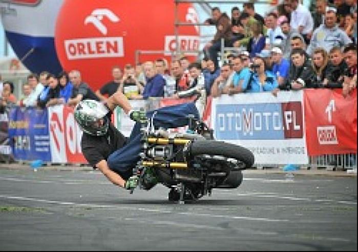 gleba World Stunt GP w Bydgoszczy