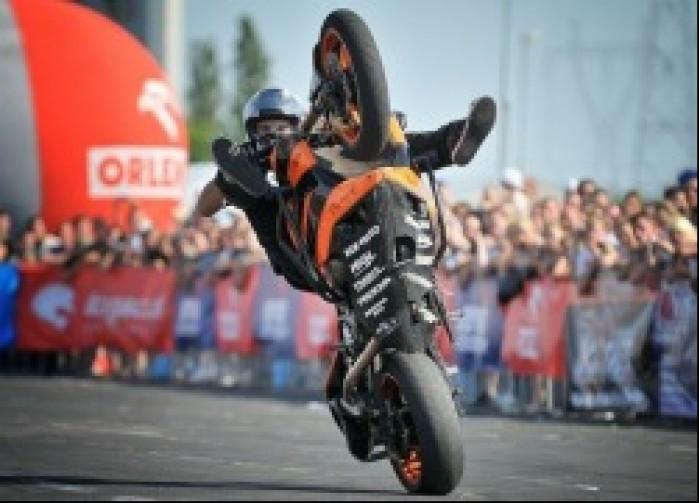 Stunt GP 2011 w Bydgoszczy