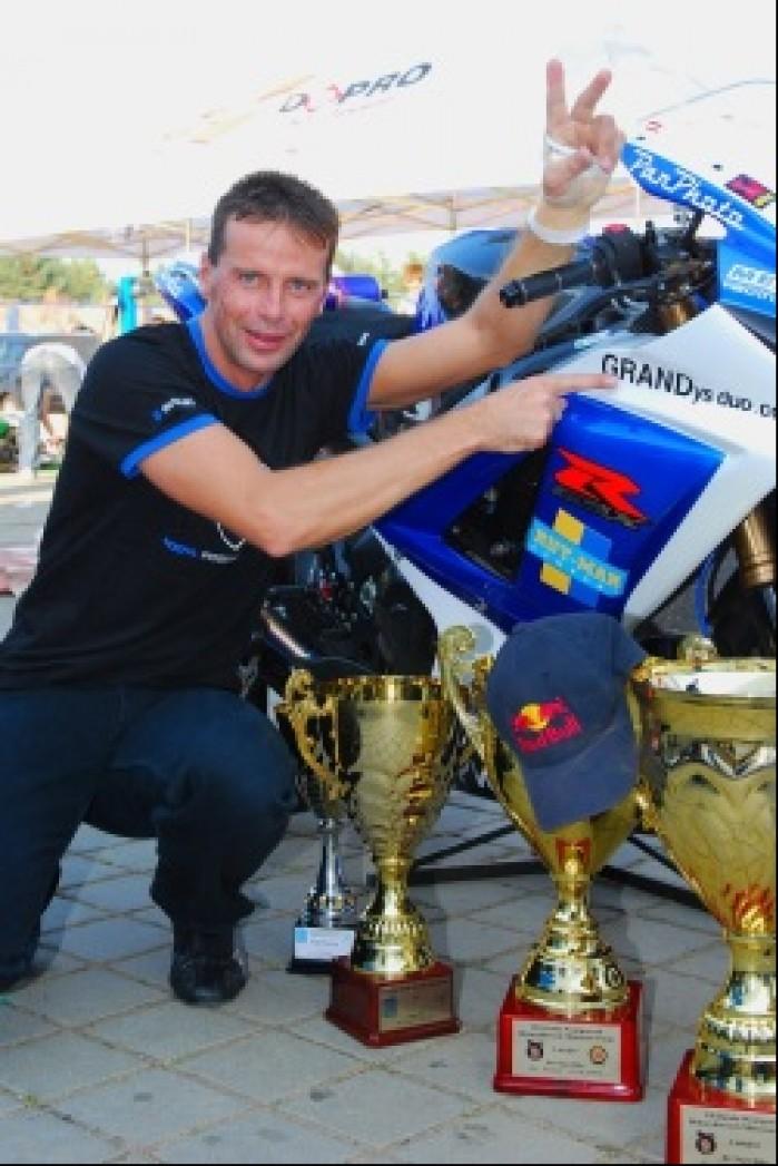 Andy Meklau powalczy o kolejne puchary w Polsce w 2010