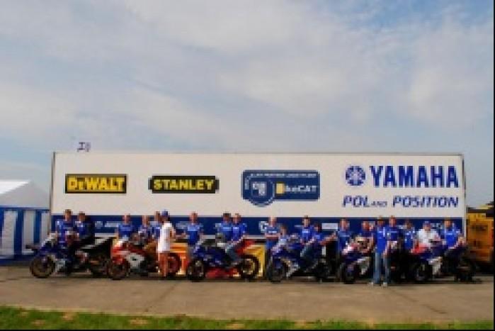 Yamaha POLand POSITION 2010 Modlin