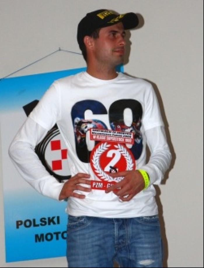 rozdanie nagrod mistrzostwa polski bartek wiczynski wmmp 2009 033