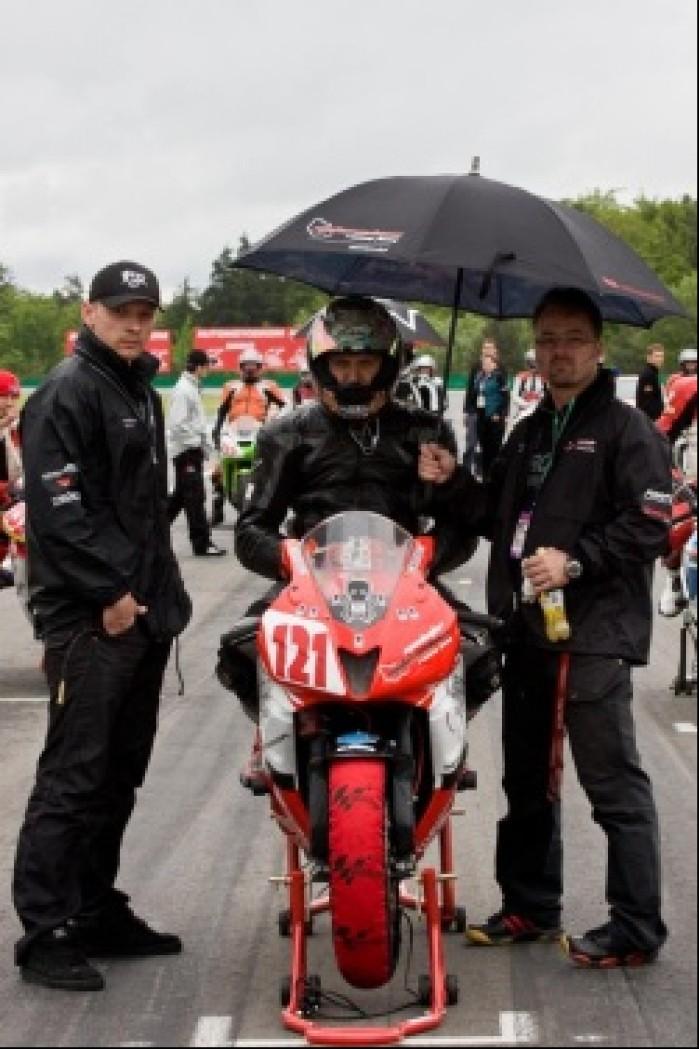 Chrobot Cezary Mediator Motoswidnica Racing Team
