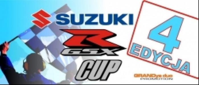 GSX-R CUP 2010 plakat