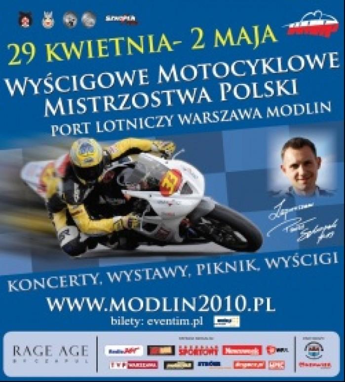 plakat modlin 2010