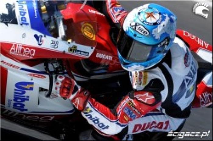 Checa Carlos Ducati Althea