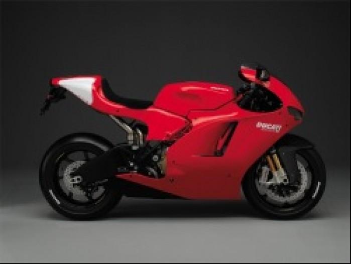 Ducati Desmoscedici RR