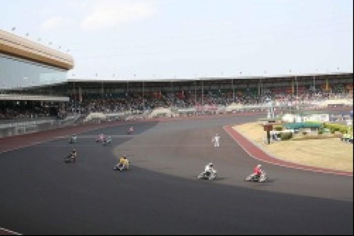 Auto Race na torze Kawaguchi
