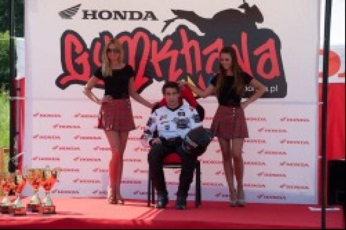 laski Honda Gymkhana