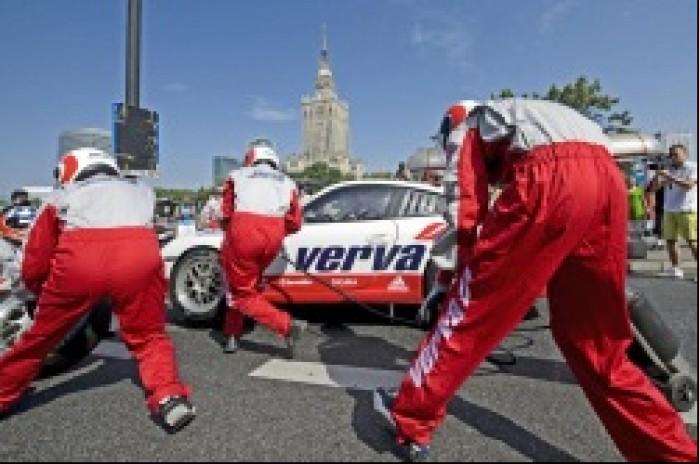 VERVA Street Racing Warszawa Pit Stop