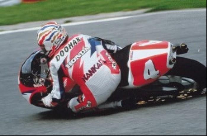 Mick Doohan (AUS) Honda 500cc W GP 1989-99 mistrz s