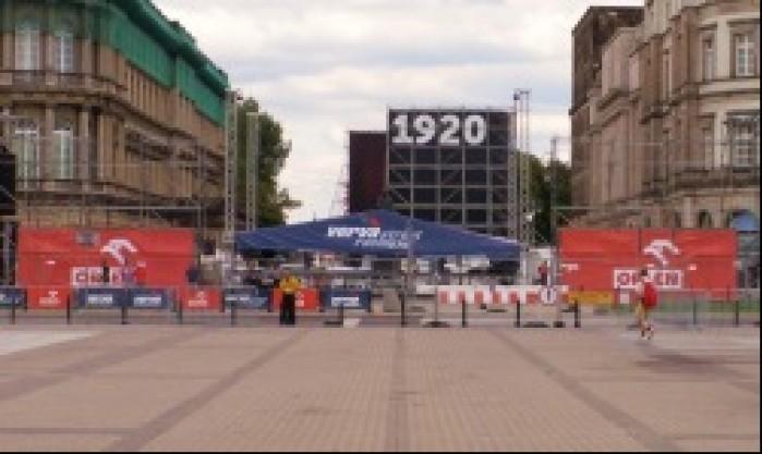 Verva Street Racing Warszawa 2010 scena