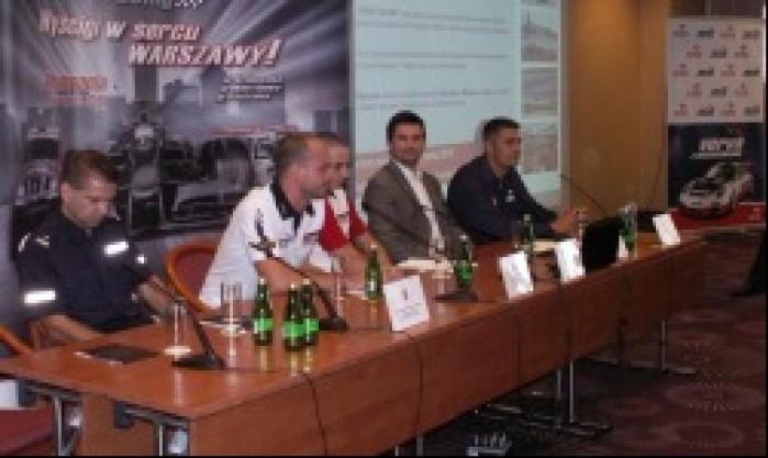 policja kierowcy prezes Holek Verva Street Racing Warszawa 2010