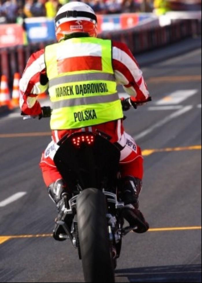 Marek Dabrowski Verva Street Racing Warszawa
