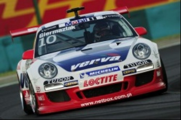 Kuba Giermaziuk Porsche Verva