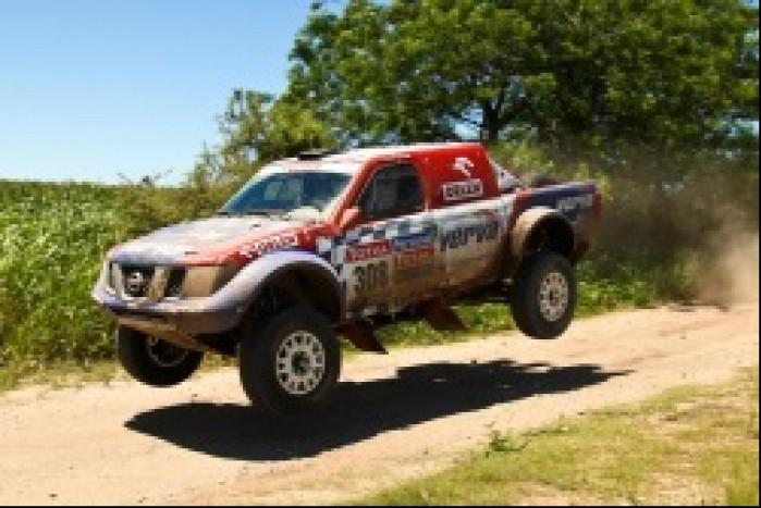 ORLEN Team Nissan Navara Dakar