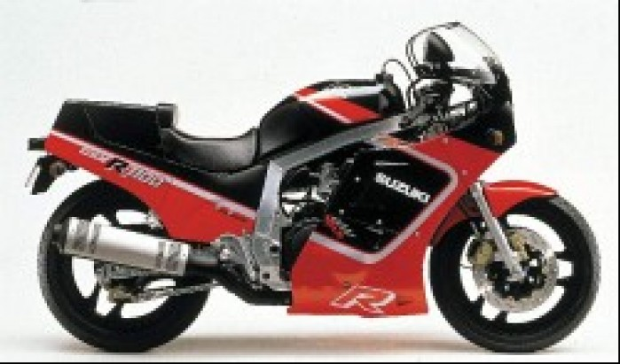 Сузуки gsx r 1100