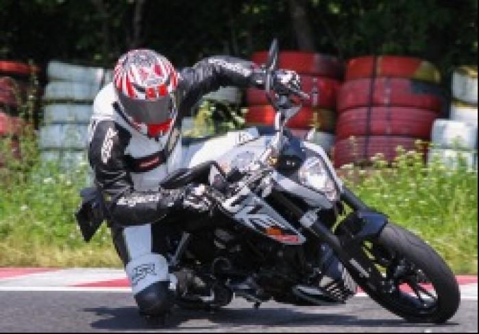 Tor Radom KTM Duke 125 2012