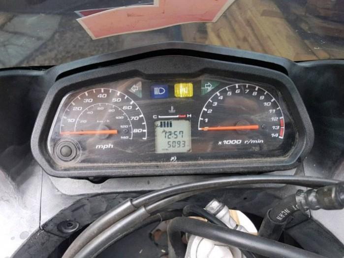Honda Varadero 125 zegary