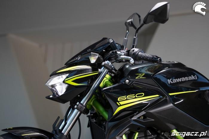15 Kawasaki Z650 2020 przod