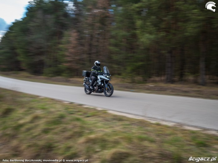 07 Suzuki VStrom 10150 40 las