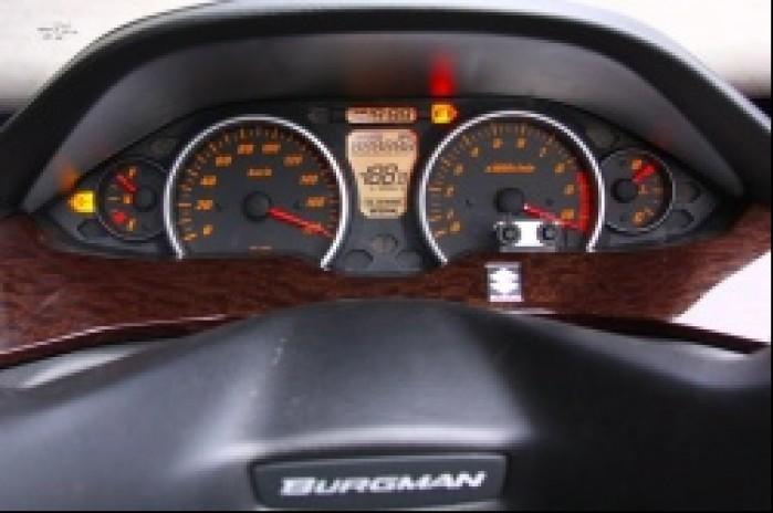 Burgman 400 Suzuki zegary