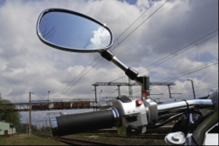 Intruder M1500 test lewe lusterko