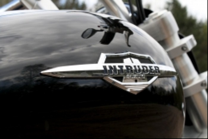 Intruder M1500 test logo