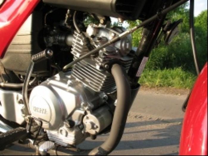 YBR silnik