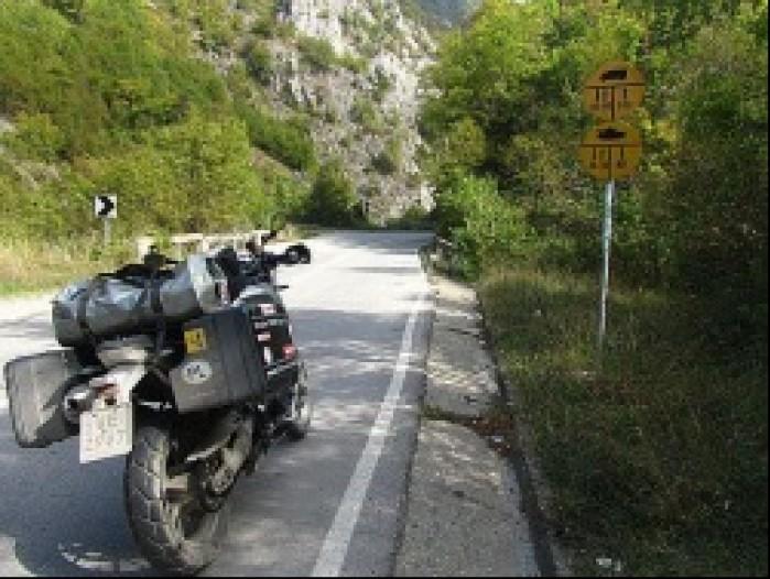 Moto Balkan Cooltour 2010