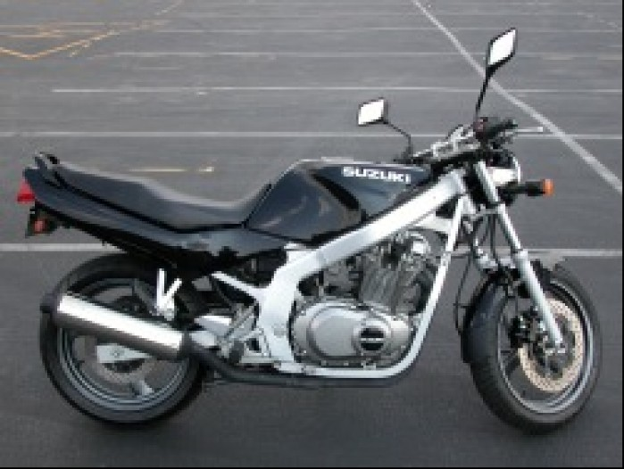 1997 GS500