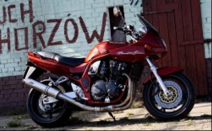 Opinie bandit forum 1200 Suzuki Bandit