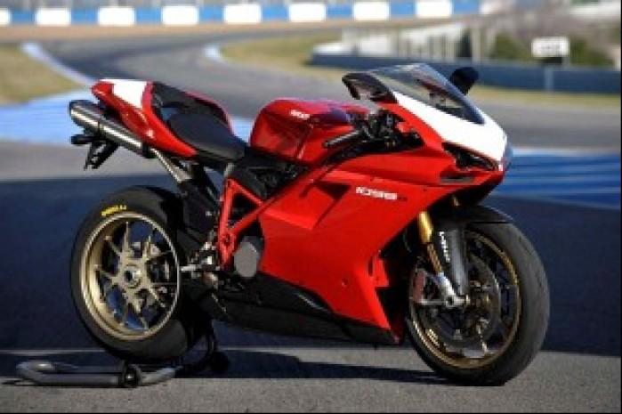 Ducati 1098 Red