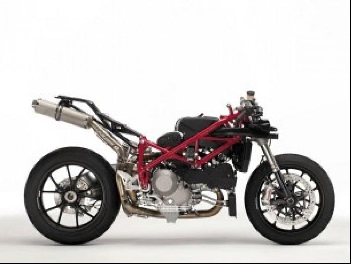 Ducati 1098 bez owiewek