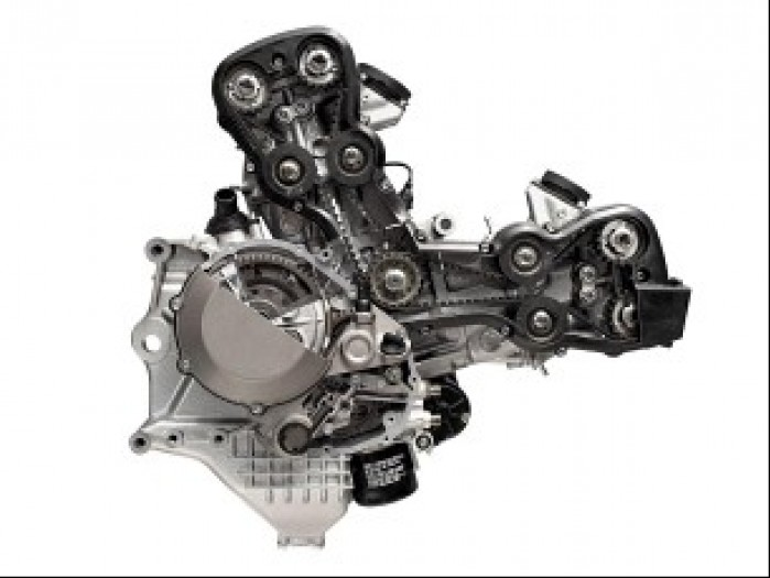 Ducati 1098 silnik