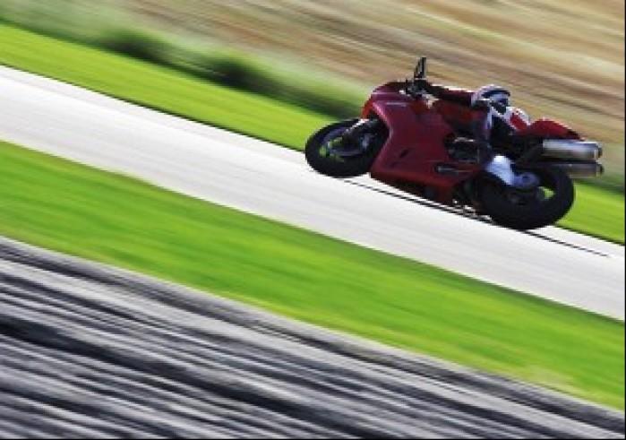Ducati 1098 tor