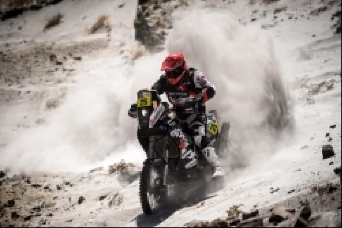 motocykl Dakar