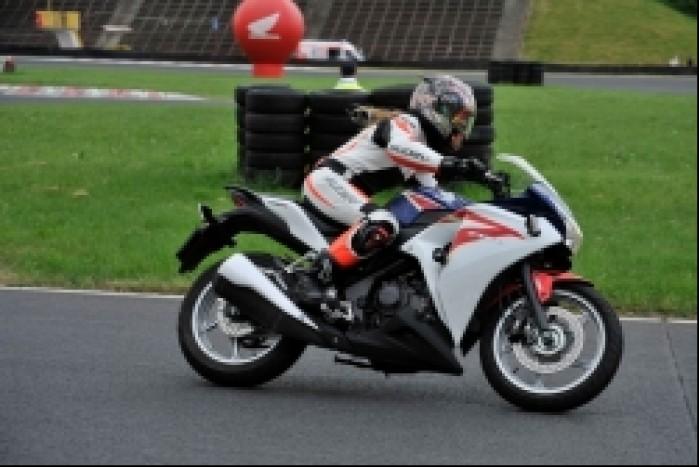CBR250 Honda Fun Safety
