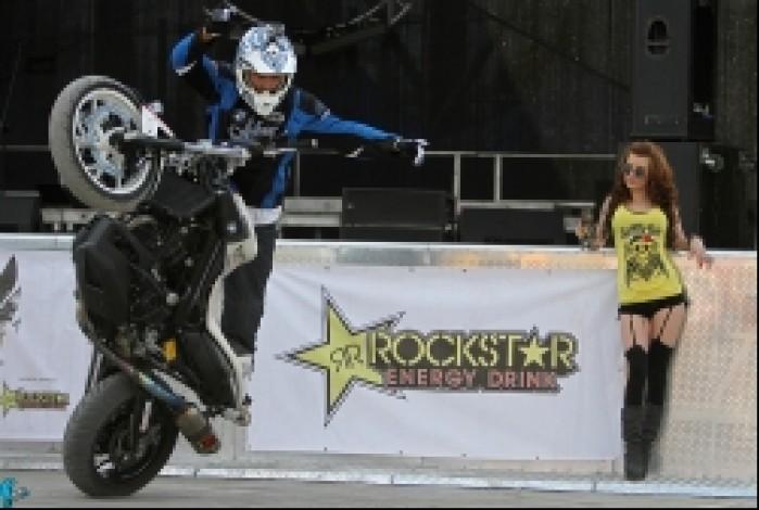 stunt Raptowny