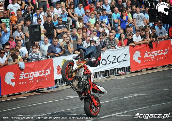 Stunter 13 stunt gp
