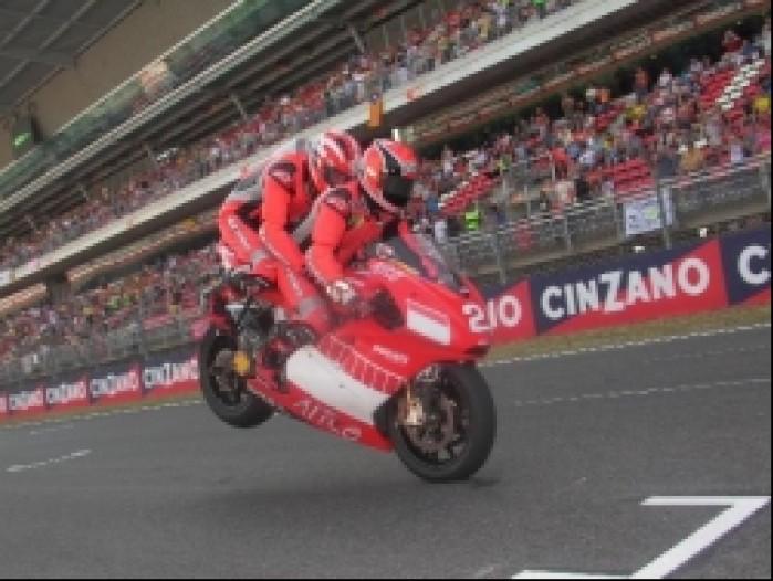 Randy Mamola Ducati 2006