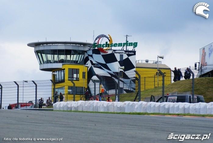 Tor Sachsenring