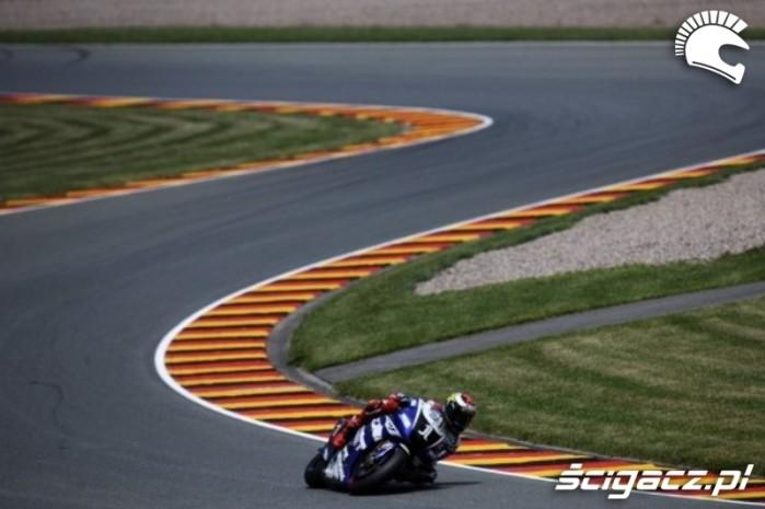 Yamaha Sachsenring