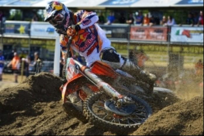 Jeffrey Herlings GP Finlandii