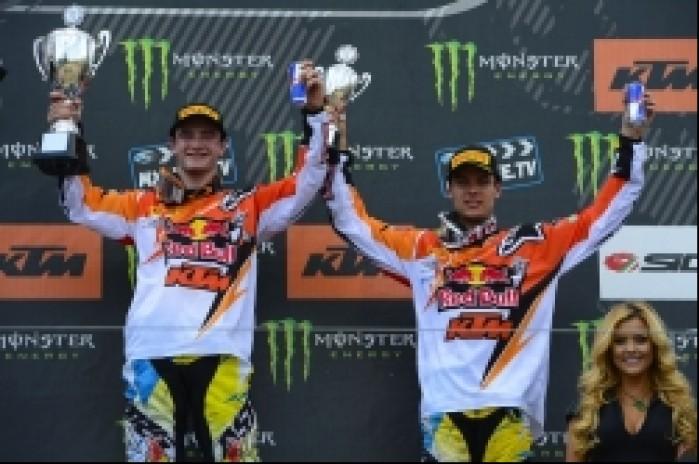 MX2 podium GP Finlandii